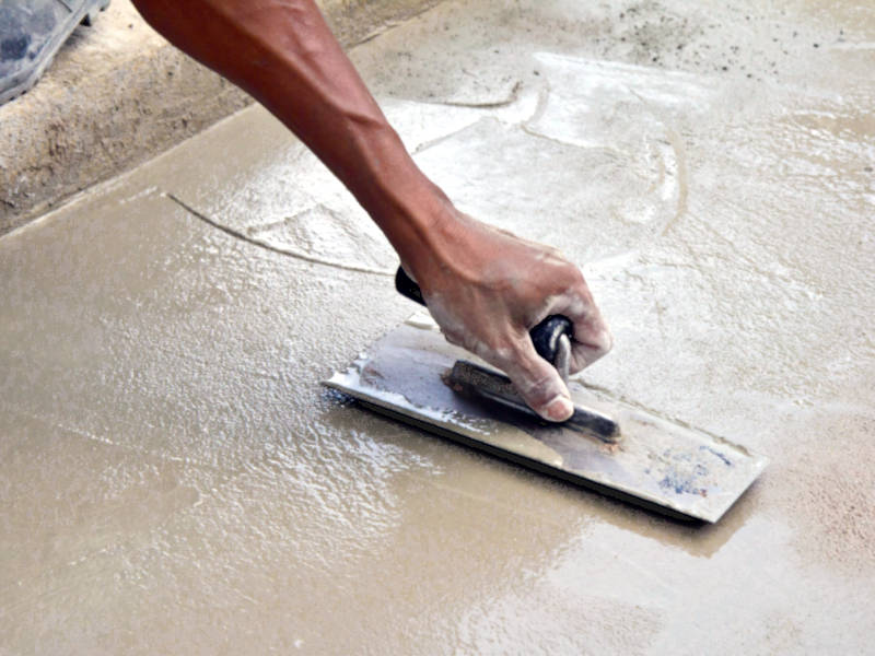 Flooring and Levelling Service